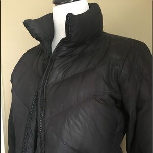 J. Crew fitted puffer jacket